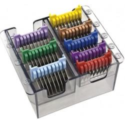 Насадки металлические, 1233-7050, универсальные, 3,6,10,13,16,19,22,25 мм
