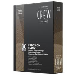 Краска для волос American Crew Precision Blend средний натуральный (4-5)