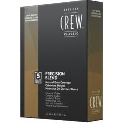 Краска для волос American Crew Precision Blend средний пепельный (5-6)