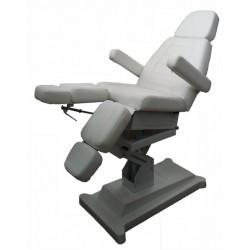 Педикюрно-косметологическое кресло Сириус-10, на электроприводе, 3 мотора