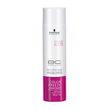Кондиционер для окрашенных волос BC Bonacure Color Freeze Conditioner, Schwarzkopf Professional, 200 мл., 1000 мл.