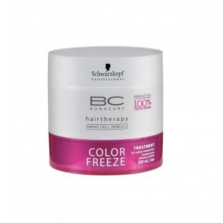 Маска-лечение для окрашенных волос BC Bonacure Color Freeze Treatment, Schwarzkopf Professional, 200 мл., 750 мл.