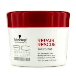Восстанавливающая маска для волос BC Bonacure Repair Rescue Deep Nourishing Treatment, 200 мл., 750 мл.
