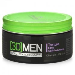 Текстурирующая глина для волос 3D MENTexture Clay Schwarzkopf Professional 100ml