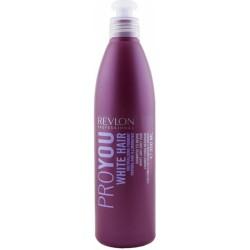 Шампунь для светлых и обесвеченных волос Revlon Professional Pro You White Hair Shampoo, 350 мл.