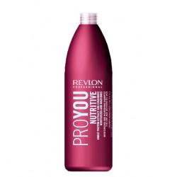 Шампунь увлажняющий и питательный Revlon Professional Pro You Nutritive Shampoo, 350 мл.