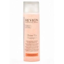 Шампунь мультивитаминный для объема и блеска волос Revlon Professional Interactives Shine Up Shampoo