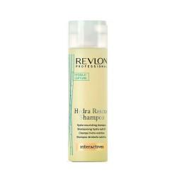 Шампунь гидроувлажняющий Revlon Professional Interactives Hydra Rescue Shampoo, 250 мл.