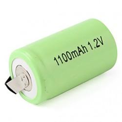 Аккумулятор Ermila 1,2в 1800 мАч, NiMH, 1590-7290