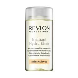 Эликсир бриллиантовый увлажняющий и восстанавливающий, Revlon Professional Interactives Brilliant Hydra Elixir, 125 мл