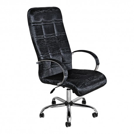 Кресло руководителя Panda, хром