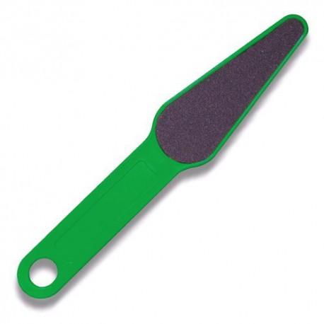 Пилка для ног, зеленая Camillen, 100/180 25 см, 8255