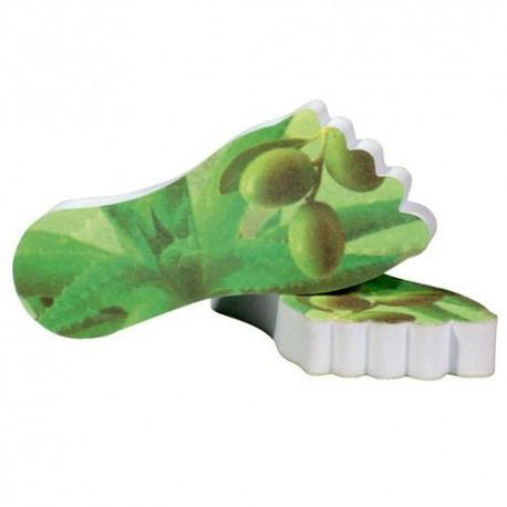 Бафик для ног алоэ и олива Camillen Aloe&Olive, 8253