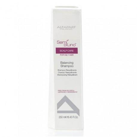 Балансирующий шампунь для жирной кожи головы Alfaparf Scalp Balancing Shampoo, 250 мл