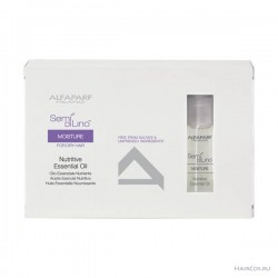 Увлажняющее масло для питания сухих волос Alfaparf SDL Moisture nutritive essential oil, 6*13 мл, 10009