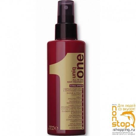 Несмываемая Маска для волос Uniq One All In One Hair Treatment, 150 мл.