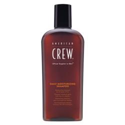 Шампунь для ежедневного ухода за нормальными и сухими волосами, American Crew DAILY MOISTURIZING SHAMPOO  450 мл.