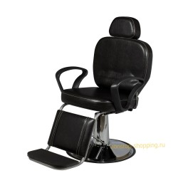 Кресло мужское парикмахерское Стейлс