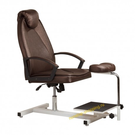 "Педикюрное кресло ""Классик II"" на гидр. Х"