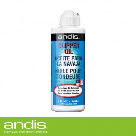 Масло Andis clipper blade oil, 118 мл., 12501