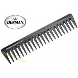 Расческа карбоновая, 19 см., Denman Carbon Range DC11