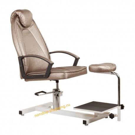 Педикюрное кресло Классик II, на гидравлике