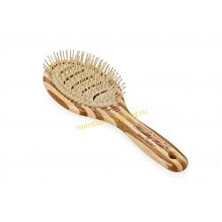 Щетка массажная бамбуковая с ионизацией
