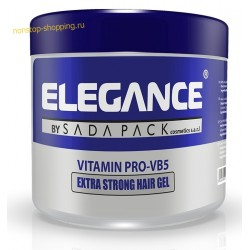 Гель Elegance Extra Strong Hair Gel для волос Сверхсильная фиксация и защита, 250 мл., 500 мл., 1000 мл.