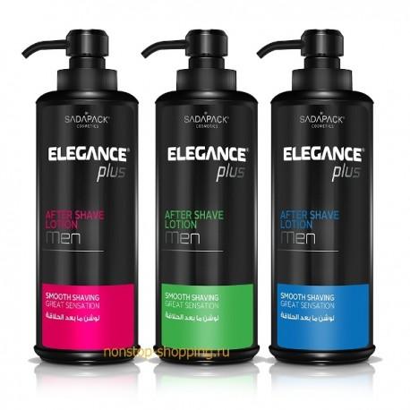 Лосьон после бритья Elegance Plus After Shave, 500 мл.