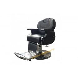 Кресло мужское парикмахерское Зевс