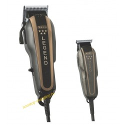 WAHL Barber combo Legend Hero, 8180-016, новинка 2017 года, Black & Gold