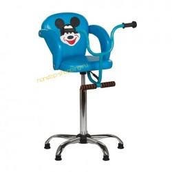 Детское парикмахерское кресло Микки Маус